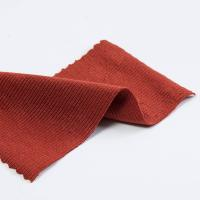 Wholesale Elastic Modal Spandex Composition Plain Dyed Rib Knit Jersey Fabric from china suppliers