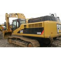 Wholesale Used caterpillar excavator for sale caterpillar excavator 345d from china suppliers