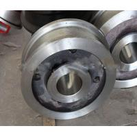 Large Helical Ring Gear Forging Steel wheel Parts With High Precision OEM Alloy Steel 4340 Manufactures