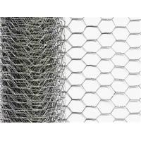 Wholesale Utility Galvanized Hexagonal Chain Link Wire Mesh Fencing For Garden Zone 24 Inch X 50 Ft from china suppliers
