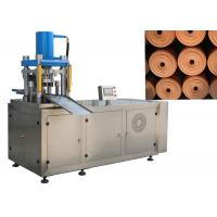 China Cattle Feed Briquetting Salt Block Press Machine Durable Carbon Steel Structure on sale