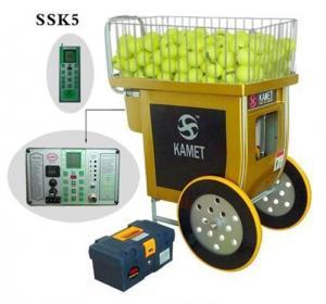 tennis automatic machine
