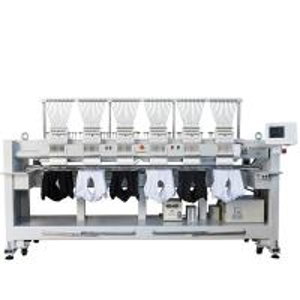 Wholesale 12 15 Needles 6 Head Embroidery Machine High Speed T Shirt Hat Embroidery Machine from china suppliers