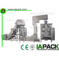 Buy cheap Vegetable Automatic Pouch Packing Machine Bean Sprouts Packaging from wholesalers