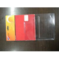 Wholesale PVC Slide Blister Packaging with Hang Hole from china suppliers