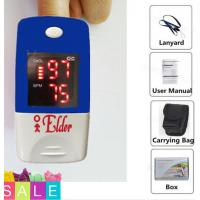 Wholesale oximetro CE Finger puls oxymeter SPO2/Puls Oximeter Oxymeter oximetro de dedo LCD CMS50L from china suppliers