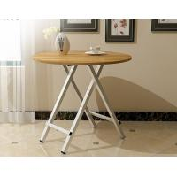 round dining table set living room small folding dining