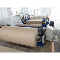 China Slitting machine, Kraft Paper Slitter and Rewinder machine FC2500 for printing and packaging on sale