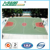 China Athletic Standard Playing Surface Court Basketball Gym Flooring Slip Resistance on sale