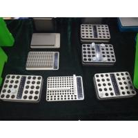 Wholesale Cryogenic Benchtop Test Tube Holder Metal  with size 135*94*38mm/19mm from china suppliers