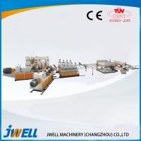 Wholesale Co Extrusion Wpc Door Production Line , Wpc Production Line Vibration Resistant from china suppliers