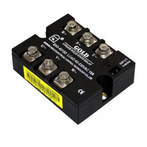 Wholesale Electronics Zero 4-32VDC Three Phase Ssr40a from china suppliers