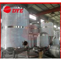 Wholesale DYE Manual Insulated Bright Beer Tank , Stainless Steel Storage Tank from china suppliers