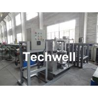 Wholesale 17 Forming Stations Stationary K Span Roll Forming Machine With PLC from china suppliers