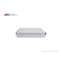 Wholesale High Frequency High Power RFID Reader With Ethernet , USB , RS232 And RS485 Interface For Chip Management from china suppliers