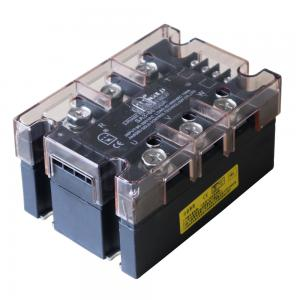 Wholesale High Voltage 530VAC 3 Phase SSR Relay 30a from china suppliers