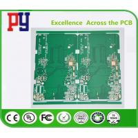 Wholesale Green Solder Mask Prototype Printed Circuit Board , Pcb Circuit Board Multilayer from china suppliers