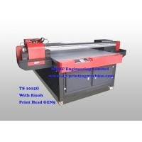 High Speed Universal 3D Ultraviolet Printer For Gifts / Leather Bags Manufactures