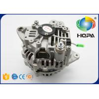 Buy cheap Metal Excavator Engine Parts CAT 307B 308B 4M40 24V 40A Alternator 139-7850 from wholesalers