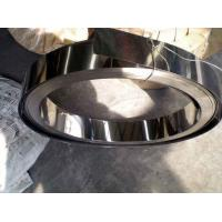 Wholesale High Yield Stainless Steel Coils 301 Mirror Finished stainless steel strip/ Narrow Coils from china suppliers