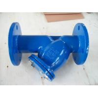 Wholesale Easy installation and maintenance DN15 - DN400 Size PN16 Cast Iron DIN Y-Strainer from china suppliers