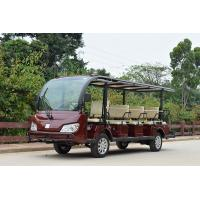 Wholesale Outside Electric Shuttle Car / Stiff PC Material Endure Club Car Electric Golf Cart from china suppliers