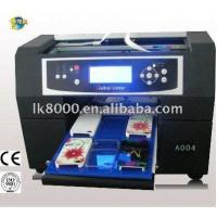 China Injet A4 Size LK1980 Card Printing Machine on sale