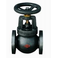 Wholesale Double Flanged Globe Valve / Stainless Steel pneumatic globe valve from china suppliers