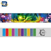 Wholesale Fantastic 3D Lenticular Printing Ruler 0.9mm PET+157g Paper Material from china suppliers