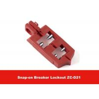 Wholesale 6G Nylon PA Snap-on Breaker Lockout for Different Size Switch Button from china suppliers