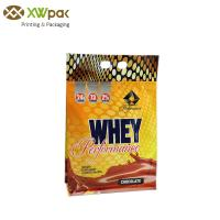 Quality Food Grade Ziplock Custom Food Packaging Bags Air Proof For Nutrition Powder for sale
