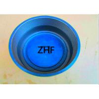 Wholesale Blue Cast Iron Floor Drain  Heavy Duty Couplings Assembled With Plastic Plug from china suppliers
