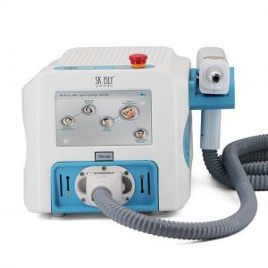 Wholesale 6ns Portable 1064nm/532nm ND YAG Laser Tattoo Removal Machine from china suppliers