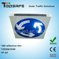 Wholesale Traffic Ring-Like Sign/ LED Solar Traffic Sign (TP-SR-S2) from china suppliers