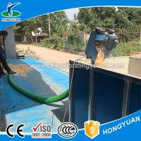 China Small automatic grain cement sand powder flexible screw conveyor on sale