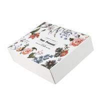 Wholesale Present packaging paper box color printing flower packing boxes from china suppliers