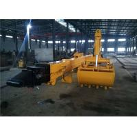 Wholesale Oem Double Shell Clamshell Grab Bucket For Material Handling 0.8-3 M3 Capacity from china suppliers