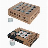 Wholesale Tealight Candles,Tea Lights from china suppliers