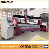 Wholesale Dynamic 5 axis cnc water jet cutting machine for granite and marble from china suppliers