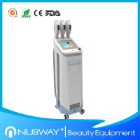Wholesale Hotest Skin Rejuvenation Three Handles IPL machine for hair removal with good effect from china suppliers