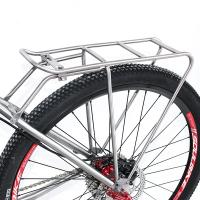 Wholesale Customized Titanium Bike Parts Rear Rack Ti6al4v Luggage Rack For MTB from china suppliers