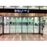 Telescopic Automatic Sliding Doors/ Automatic Folding Sliding Doors for airports