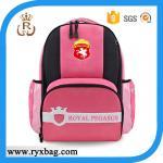 3M reflective royal school bag