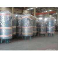 Portable air compressor tank for LNG cryogenic transport  , capacity 300L~ 8000L