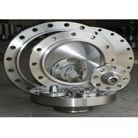 China Forged Alloy Steel Flanges Nickel Alloy Fittings 150# Pressure Corrosive Resistance For Petroleum on sale