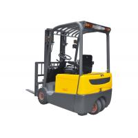 Wholesale Seated 3 Wheel Electric Forklift Truck 48V Battery 1552mm Turning Radius from china suppliers