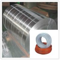 Cold Rolling Aluminum / Aluminium Strip 6063 6082 6A02 for Cable Shielding Materials