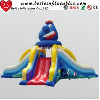 Wholesale Funny clown big inflatable water slide and used inflatable water slide for sale from china suppliers