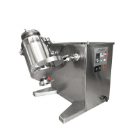 Wholesale 3D Motion 99.9% Uniformity Powder Mixer Pharmaceutical Vacuum Feeding from china suppliers