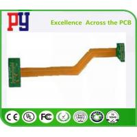 Wholesale Fr4 Polyimide Flexible Pcb Prototype , PCB Printed Circuit Board HASL Surface. from china suppliers